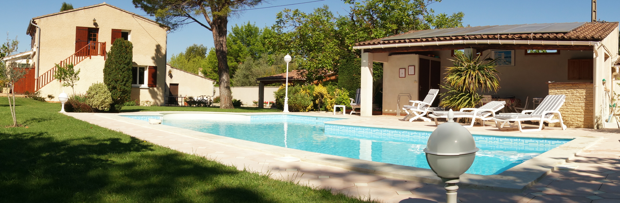 Seasonal rental in Provence