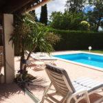 Locations vacances Provence: Piscine & Pool-House