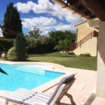Location vacances Provence: Piscine & Pool-House
