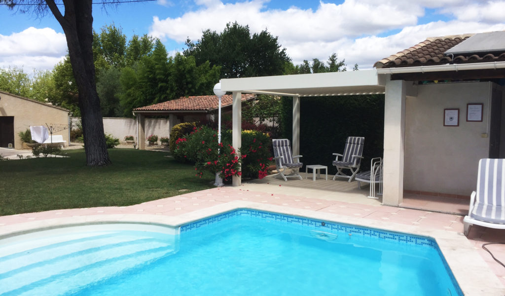 Piscine & Pool-House
